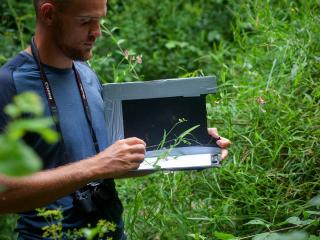 Et dans le cadre sur la reconquête de la biodiversité, nature et paysage.