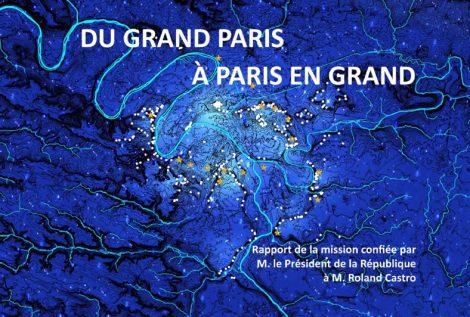 Rapport R.Castro du Grand Paris à Paris en Grand