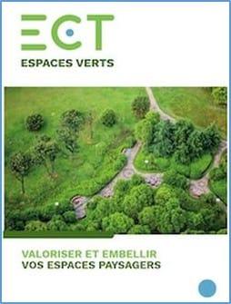 Brochure ECT Espaces verts et paysagers