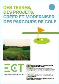 Solution d'aménageent : golf