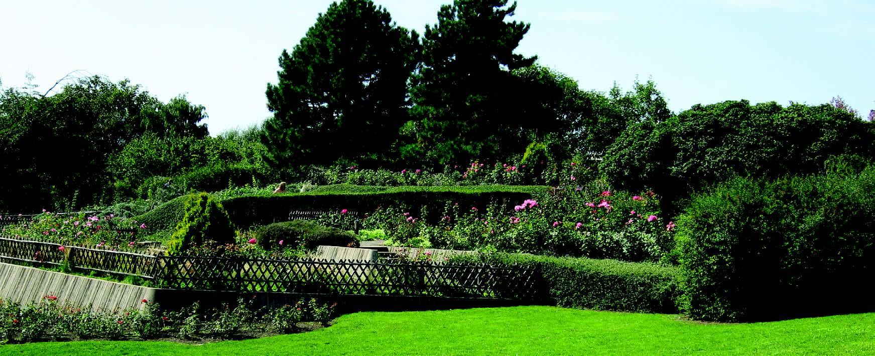 ECT Espaces Verts : pour une gestion durable des espaces verts.