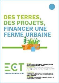 Solution d'aménagement Ferme urbaine