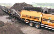 Biopede gestion des déchets organiques engins
