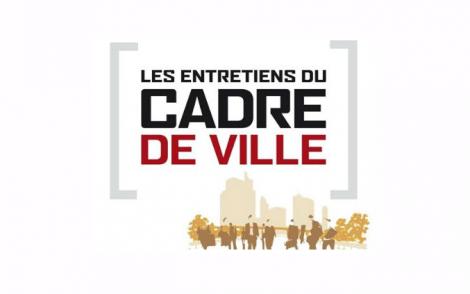 Logo Presse - Cadre de ville