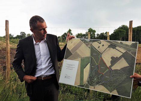 Laurent Mogno président d'ECT à Grisy-Suisnes
