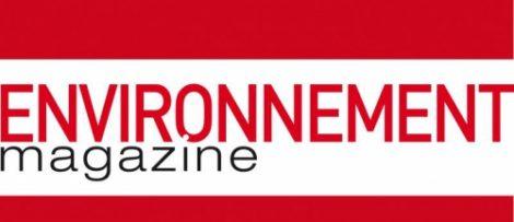 Logo presse - Environnement Magazine