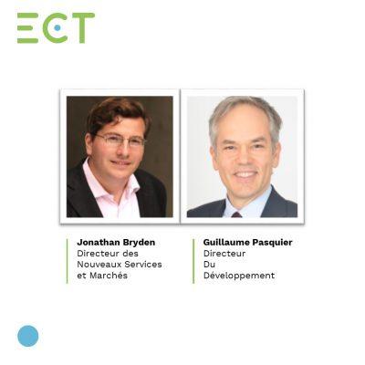 Nominations - Jonathan Bryden et Guillaume Pasquier
