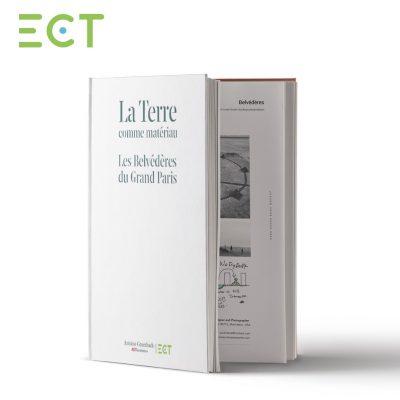 """Ouvrage d'Antoine Grumbach """"La Terre comme matériaux"""""""