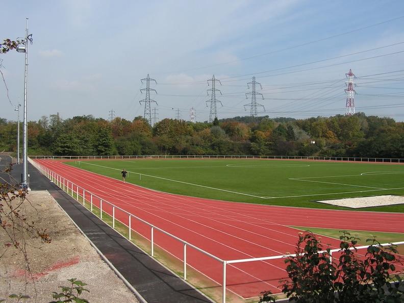 Stade Bernard Lama à Villetaneuse