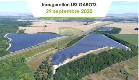 Inauguration centrale Annet-sur-Marne - Septembre 2020